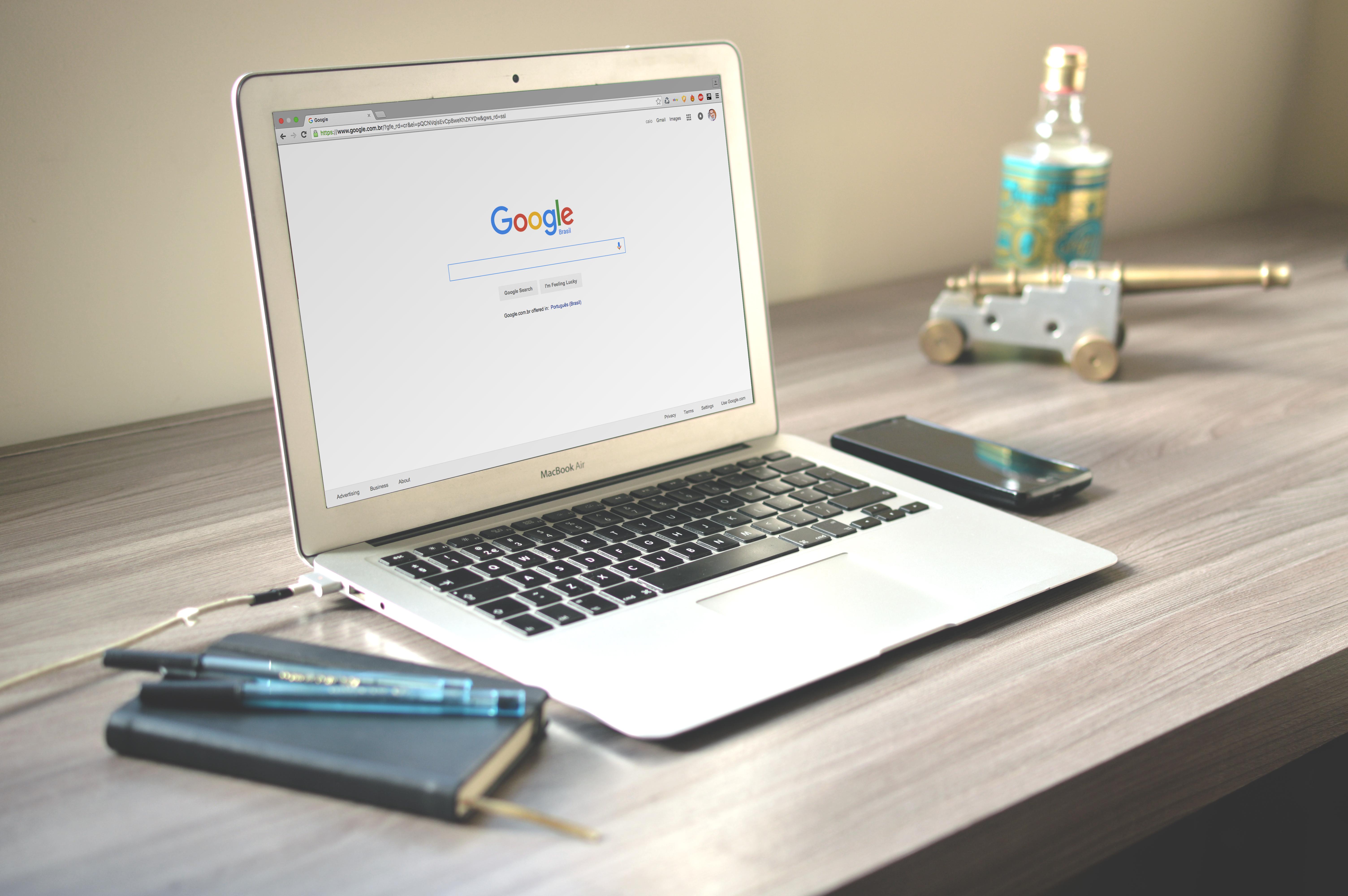 neu bei Google