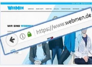Website unter https