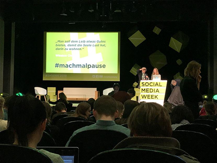WebMen Blog: Social Media Week Hamburg