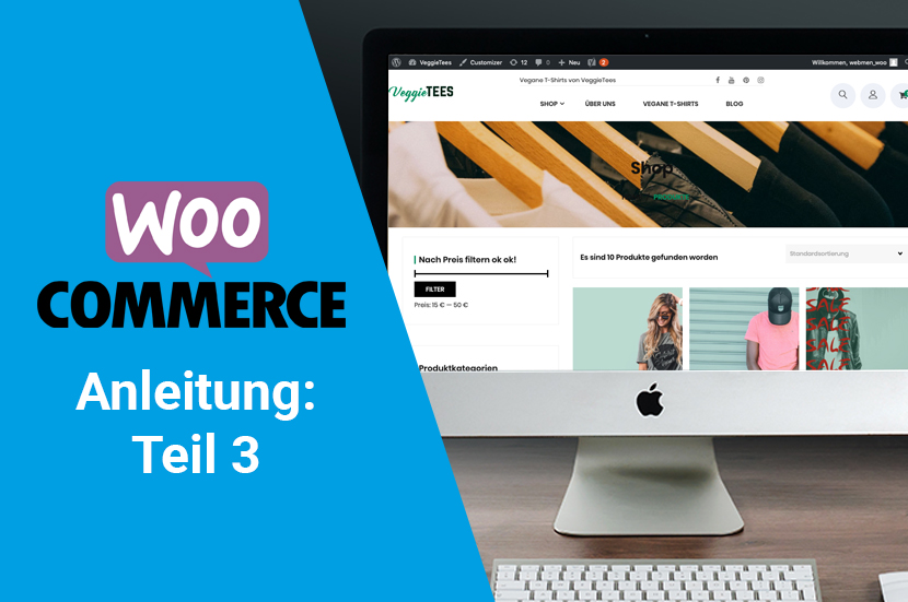 Variable Produkte in WooCommerce anlegen