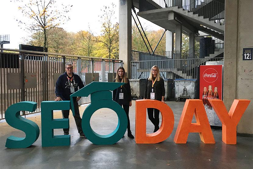 SEO-Konferenz – WebMen auf dem SEO-Day 2019