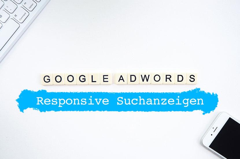 Responsive Suchanzeigen in Google Ads